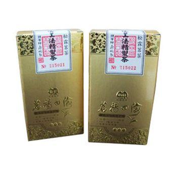 茗揚四海-比賽工法茶買一斤送清香型凍頂烏龍茶一斤