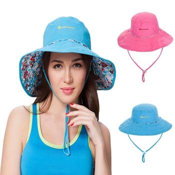 【PUSH】透氣快乾抗紫外線遮陽帽沙灘帽