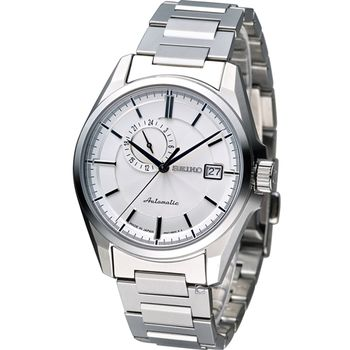 SEIKO PRESAGE 征服未來機械腕錶 4R37-00W0S