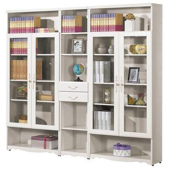 【時尚屋】[C]仙朵拉6.7尺組合書櫃348b-1