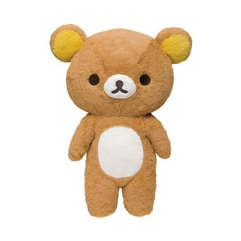 【SAN-X】拉拉熊 MY only 系列毛絨大公仔 (L) 懶熊