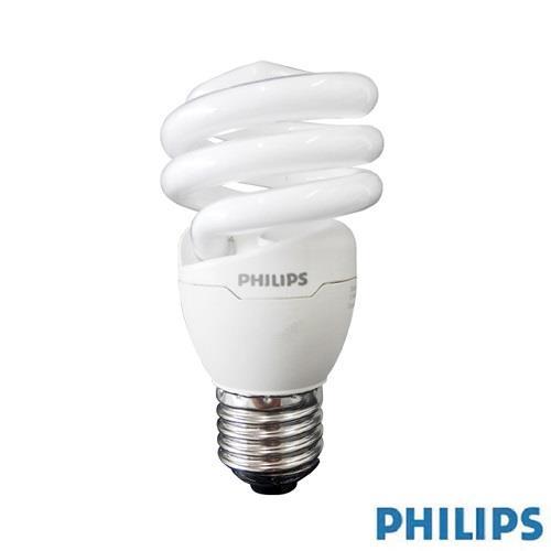 PHILIPS 飛利浦 Tornado 13W超亮螺旋省電燈泡6入