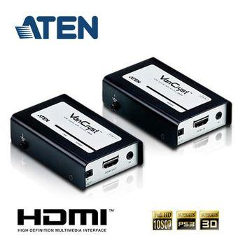 ATEN  HDMI 影音延長器(VE810)紅外線訊號傳輸功能