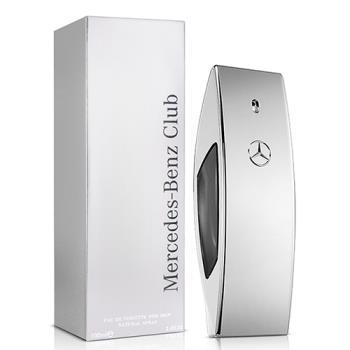 Mercedes Benz 賓士銀色風潮男性淡香水(100ml)