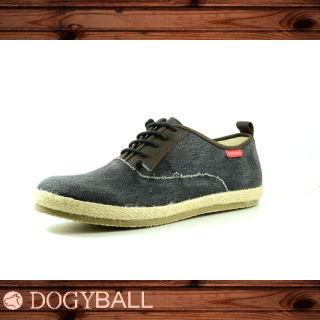 【DOGYBALL】JB3 懶人便鞋 (無鞋帶穿搭設計 - 黑色)