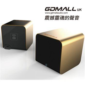 GDMALL NFC MINI 藍芽喇叭-(2000N單顆玫瑰金)