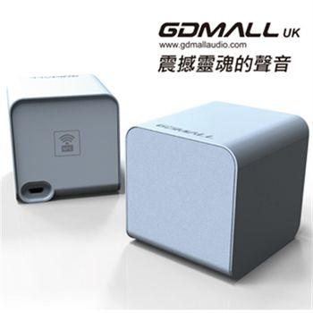 GDMALL NFC MINI 藍芽喇叭-(2000N單顆銀)