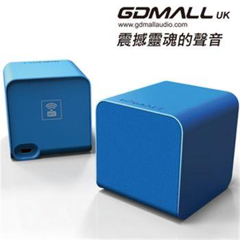 GDMALL NFC MINI 藍芽喇叭-(2000N單顆藍)