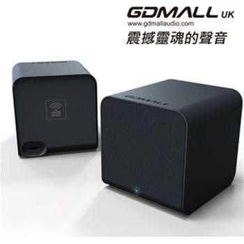 GDMALL NFC MINI 藍芽喇叭-(2000N單顆黑)
