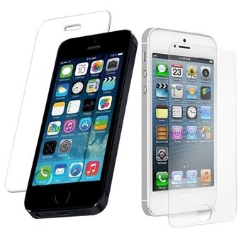 0.18mm超薄鋼化玻璃保護貼For iPhone 5/5S/5C