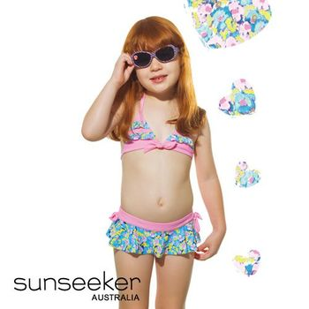 【sunseeker 泳裝】澳洲名品可愛小女童泳裝 (53030)