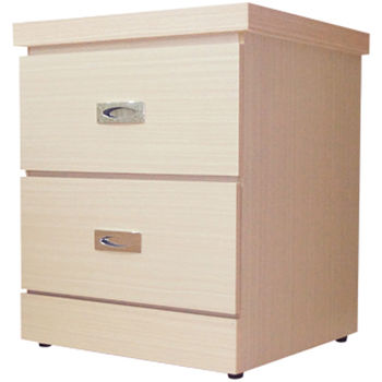 【顛覆設計】甜蜜居家系列1.7尺二抽床頭櫃(防潮耐用)