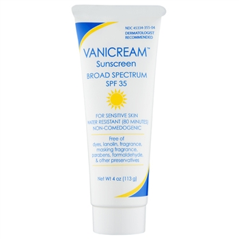 Vanicream薇霓肌本 SPF35防曬乳液