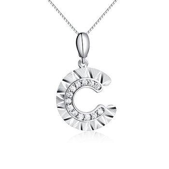 【Chiaya夏亞精品銀飾】相悉 925純銀 項鍊