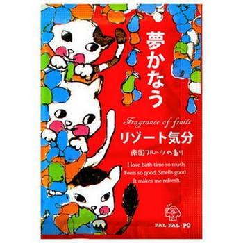 FFID-OL系列-Pal Pal Po入浴劑南國水果25gx6入