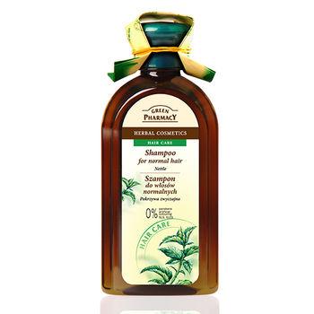 波蘭Green Pharmacy天香刺蕁麻強健修護洗髮精350ml