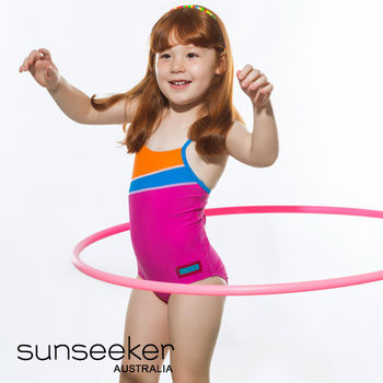 【sunseeker 泳裝】澳洲名品可愛小女童泳裝 (50025)