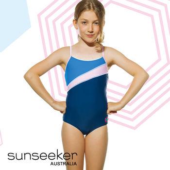 【sunseeker 泳裝】澳洲名品可愛女孩泳裝-加大版 (50032X)