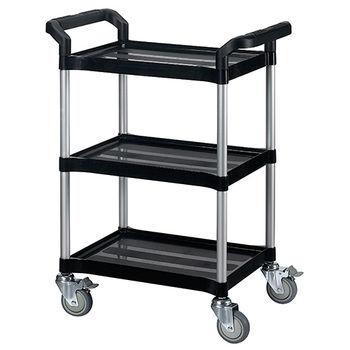【SONA MALL】小型三層餐廚整備工作推車