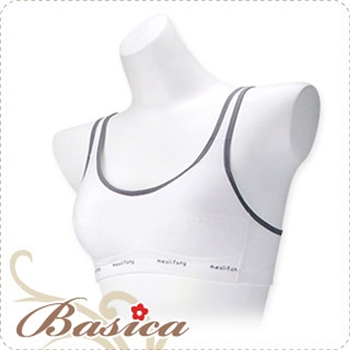 【蓓氏嘉】少女系列-學生運動型胸罩三件組(NO.700)