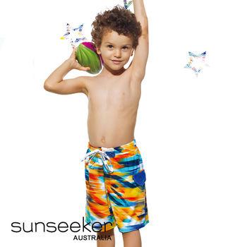 【sunseeker 泳裝】澳洲名品可愛男童泳褲 (42013)