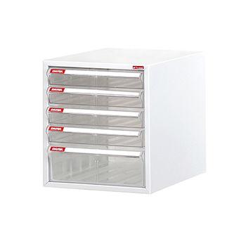 【SONA MALL】A4-105P五層桌上雪白資料櫃