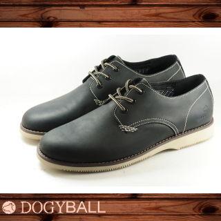 【DOGYBALL】Antony 經典德比皮鞋款(黑色)
