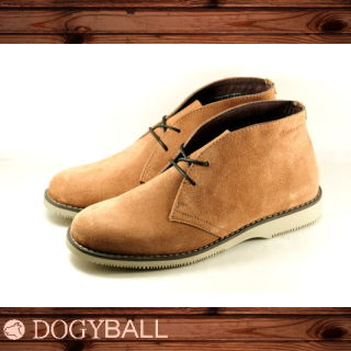 【DOGYBALL】嚴選AsWin 沙漠靴鞋款(狼棕色)