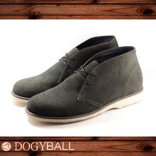 【DOGYBALL】AsWin 沙漠靴(暗灰色)