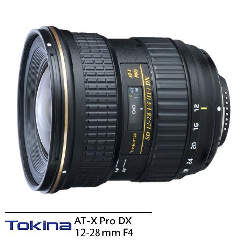 Tokina AT-X Pro DX 12-28mm F4 超廣角鏡頭 (公司貨)-Canon用