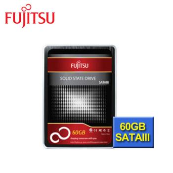 Fujitsu 富士通 FSB 60GB 2.5吋 SSD 固態硬碟