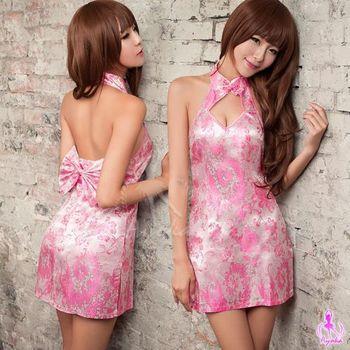 【Ayoka】唯愛天使!旗袍二件式角色扮演服