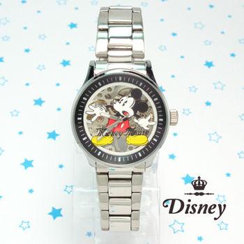 迪士尼鏤空機械腕錶