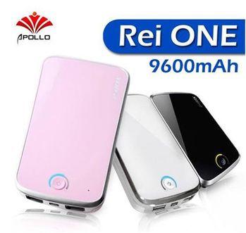 【APOLLO】REI ONE 9600mAh 台灣製造行動電源