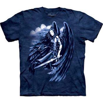 【摩達客】預購(大尺碼)-美國進口The Mountain 墜落天使 T恤