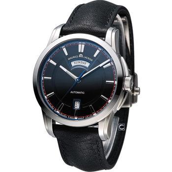 艾美錶 Maurice Lacroix 奔濤系列 自動機械腕錶 PT6158-SS001-331
