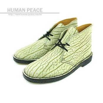 Clarks DESERT BOOT 皮革 舒適 紳士 休閒鞋 棕色 男款 no401