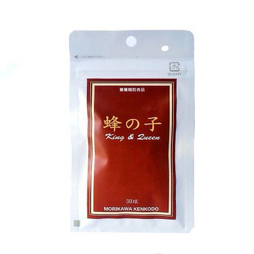 【日本森川健康堂】日本進口 蜂蛹硬膠囊食品食品(1入)