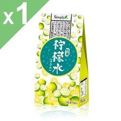 特濃檸東森電視購物網檬水x1盒(2g/包,15包/盒)