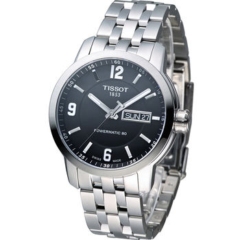 TISSOT PRC-200  Powermatic 80 紳士機械錶 T0554301105700