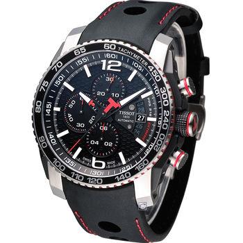 天梭 Tissot PRS 516 賽車運動機械腕錶 T0794272605700
