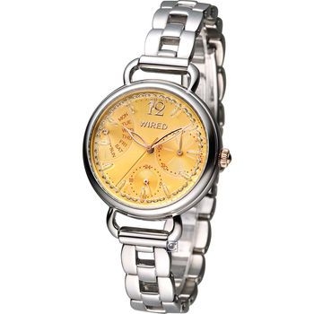ALBA WIRED f 香氛日和時尚腕錶 5Y66-X007Y AN7027X1