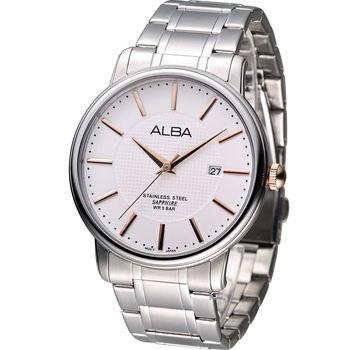 雅柏 ALBA 簡約紳士時尚腕錶 VJ42-X114S AS9761X1