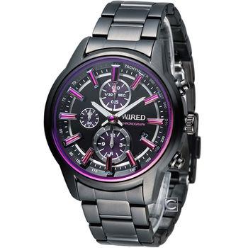 ALBA WIRED 極光科技計時腕錶 7T92-X260P AF8T23X1