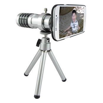 TS14銀砲管 Samsung Note3(N9000)專用型 望遠鏡頭組(12倍光學變焦)