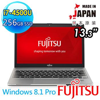 [買就送]【FUJITSU】LIFEBOOK S904 13.3吋2K解析 i7-4500U 日本原裝商務筆記型電腦(S904-UB712)