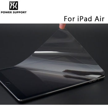 POWER SUPPORT iPad Air 亮面保護膜/貼