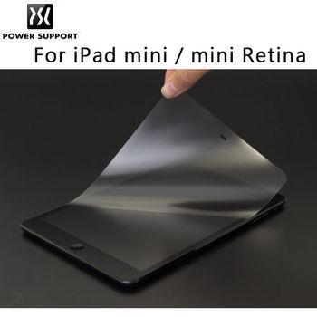 POWER SUPPORT iPad mini / mini Retina 霧面保護膜/貼
