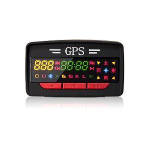 【火狐狸 FIRE FOX】GPS-A3 Plus 衛星定位行車警示器 (入門版)