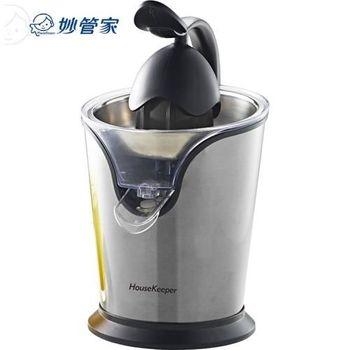 【妙管家】速鮮不鏽鋼電動榨汁機HKE-B15